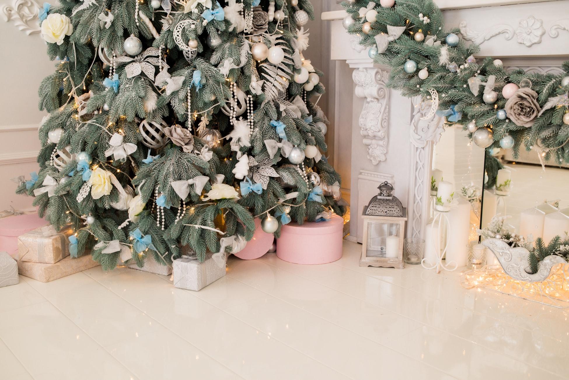 Un jardin magique pour Noël !